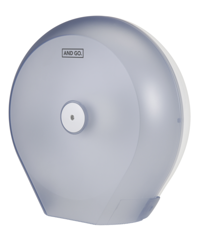 AND GO. TOILETTENPAPIERSPENDER TOILET PAPER DISPENSER MAXI D4s